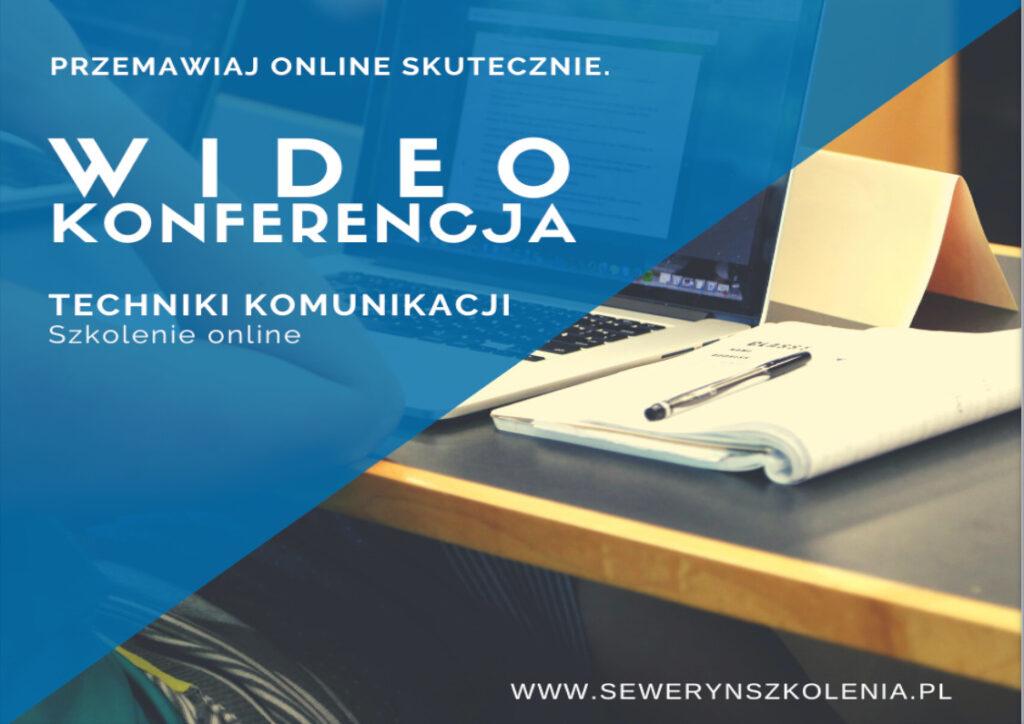 Wideokonferencje, narady, spotkania online – skuteczne techniki przemawiania